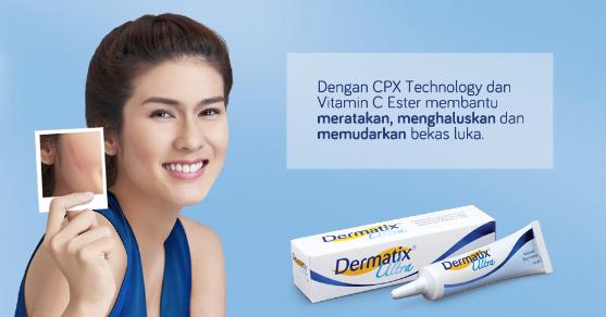 Tác dụng của thuốc trị sẹo Dermatix Ultra