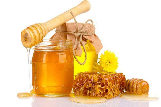 Trị sẹo với mật ong