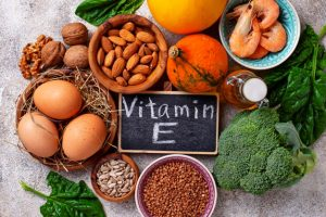 Vitamin E giúp phát huy điều trị sẹo