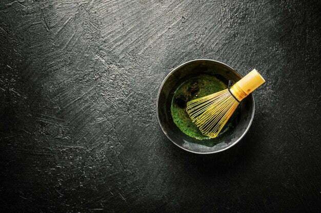 Liệu pháp giúp làm mờ sẹo bằng bột trà xanh