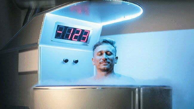 Liệu pháp áp lạnh Cryotherapy