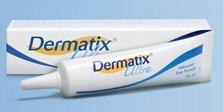 Mẹo làm mờ vết sẹo sau sinh bằng Dermatix Ultra